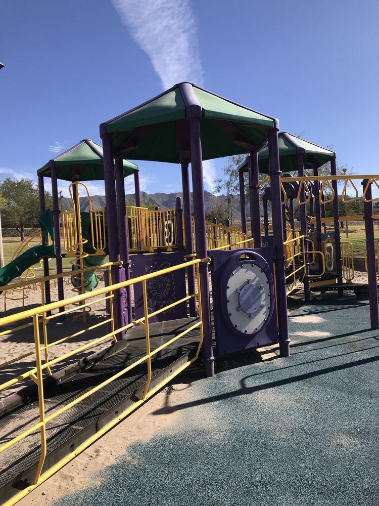 Paul Harvey Park: 6220 Belton Rd, El Paso, TX