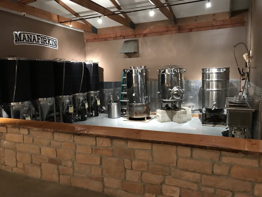 ManaFirkin Brewing Company: 450 E Bay Ave, Stafford Township, NJ
