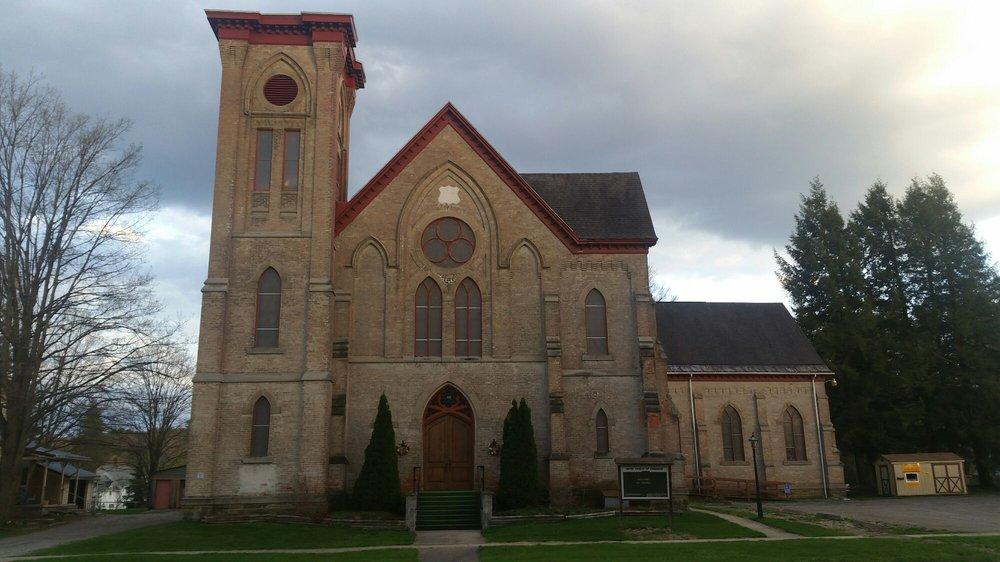 United Church of Friendship: 33 E Main St, Friendship, NY