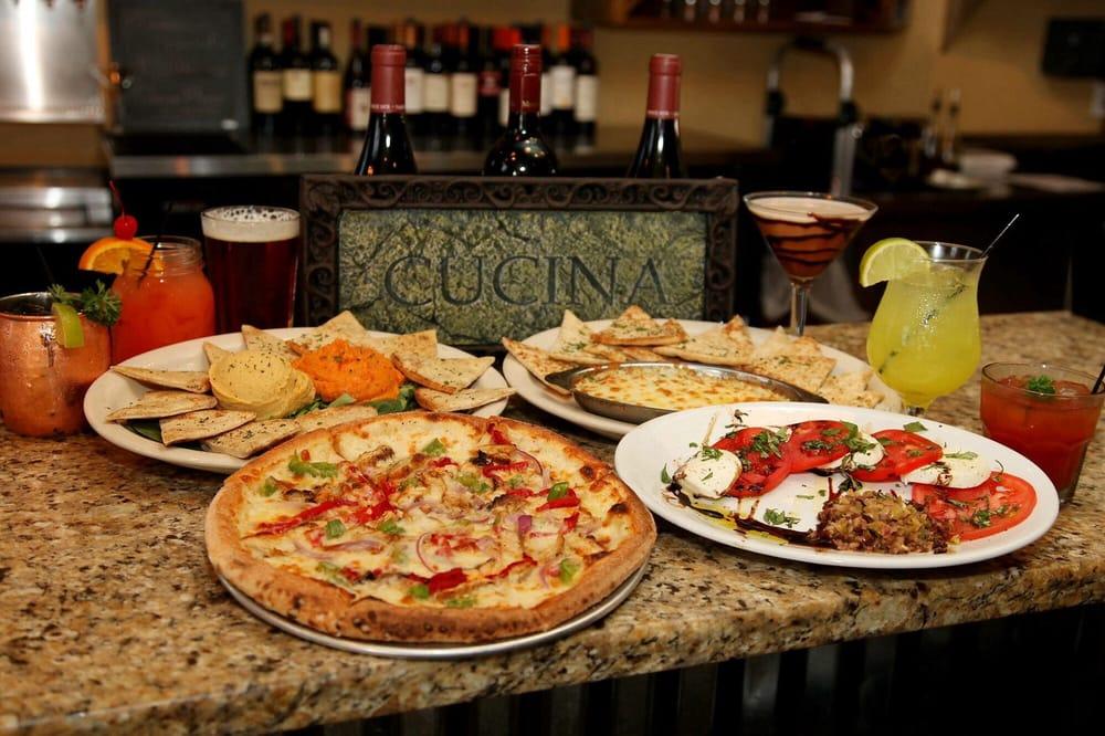 Cucina 100: 100 S Main St, Fountain Inn, SC