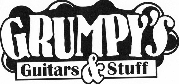 Grumpy's Guitars and Stuff: 2514 San Mateo Pl NE, Albuquerque, NM