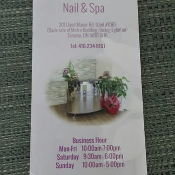 Perfect 10 nail spa nail salons 201 lloyd manor road for A perfect ten salon