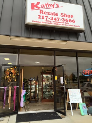 952ecf4435bf Kathys Resale Shop - Thrift Stores - 1901 S 4th St