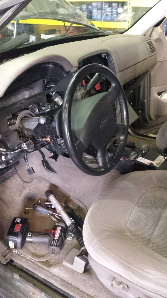 2002 Ford Explorer Blend Door Actuator Replacement Yelp