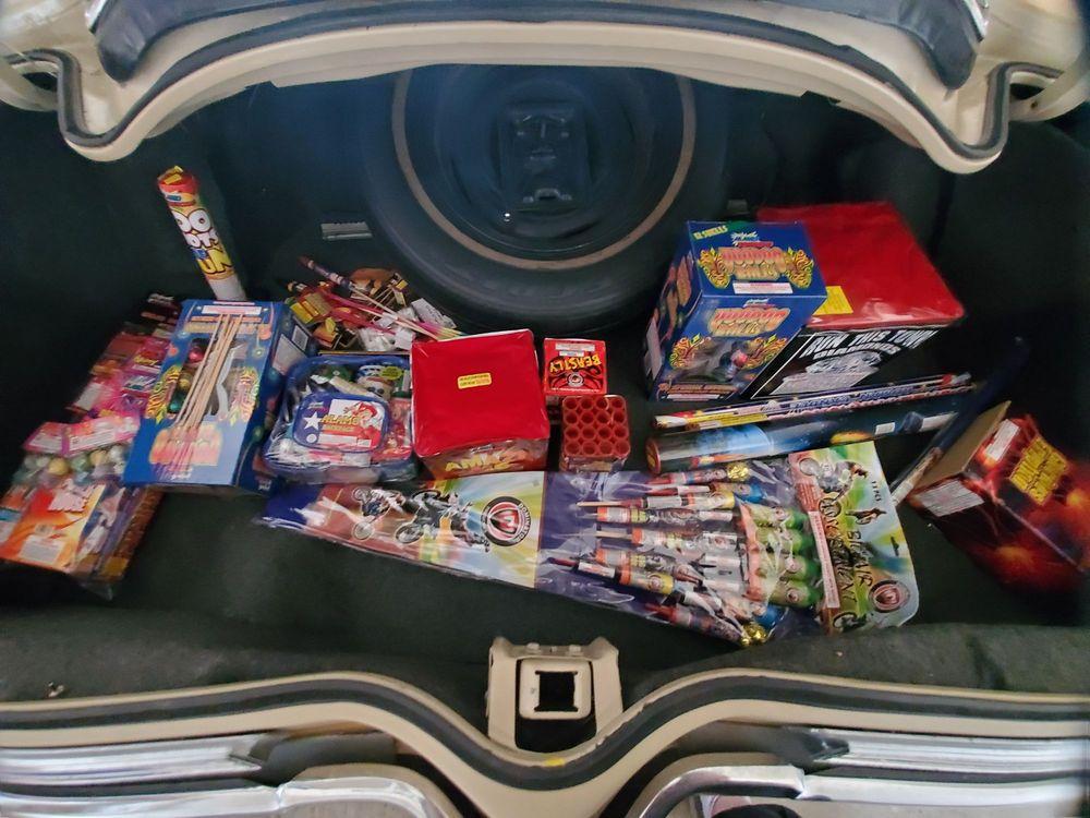 Alamo Fireworks Megastore: 3986 E IH 30, Rockwall, TX