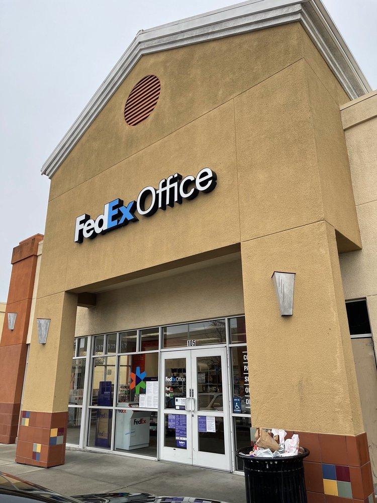 FedEx Office Print & Ship Center: 1473 Fitzgerald Dr, Pinole, CA
