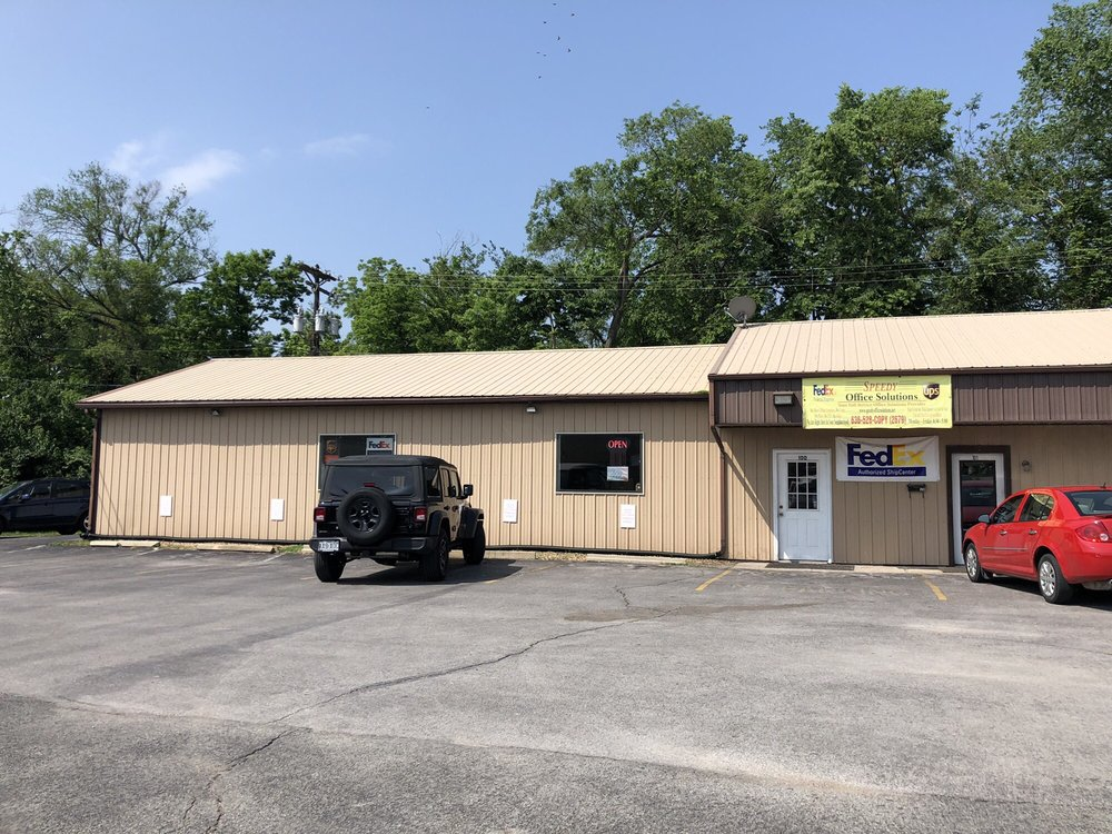 Speedy Office Solutions: 340 E Cherry St, Troy, MO