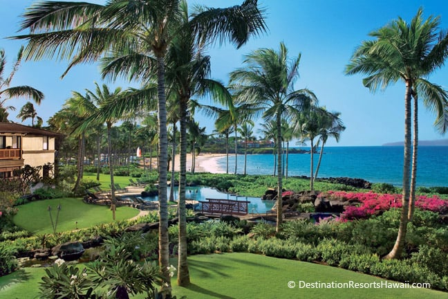 Wailea Beach Villas accommodation
