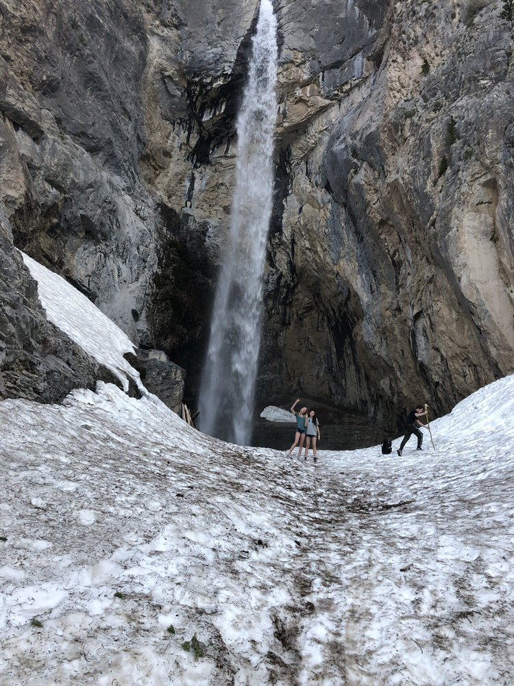 Big Falls: Spring Mountain National Recreation Area, Mount Charleston, NV