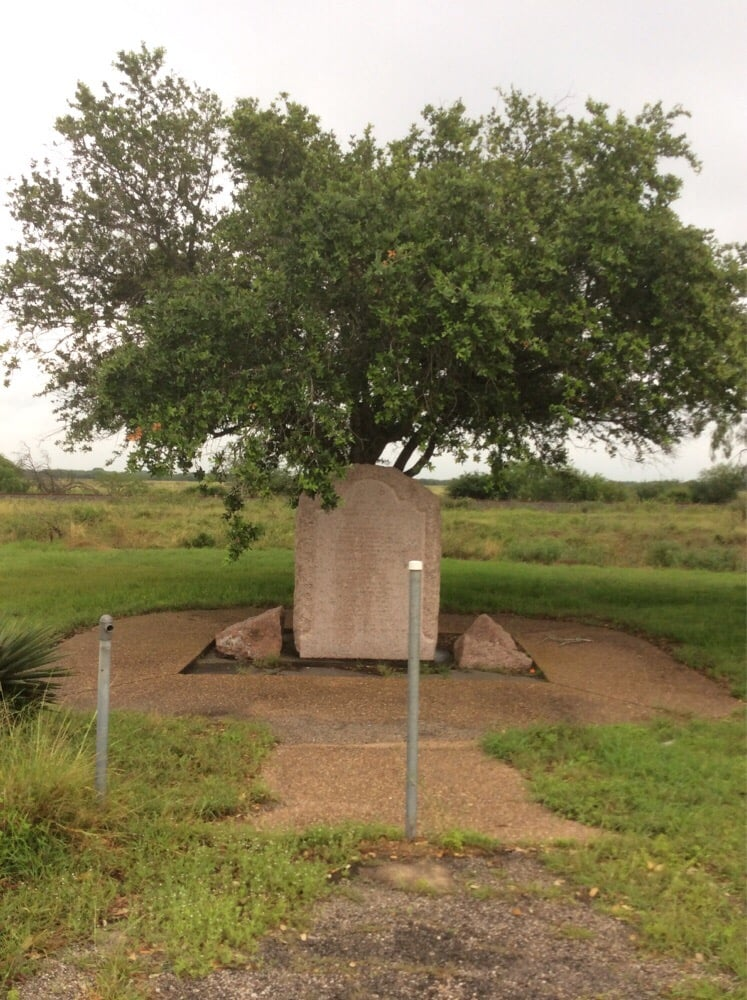 Original Homesite Of Don Felipe Roque De La Portilla: US 77, Sinton, TX