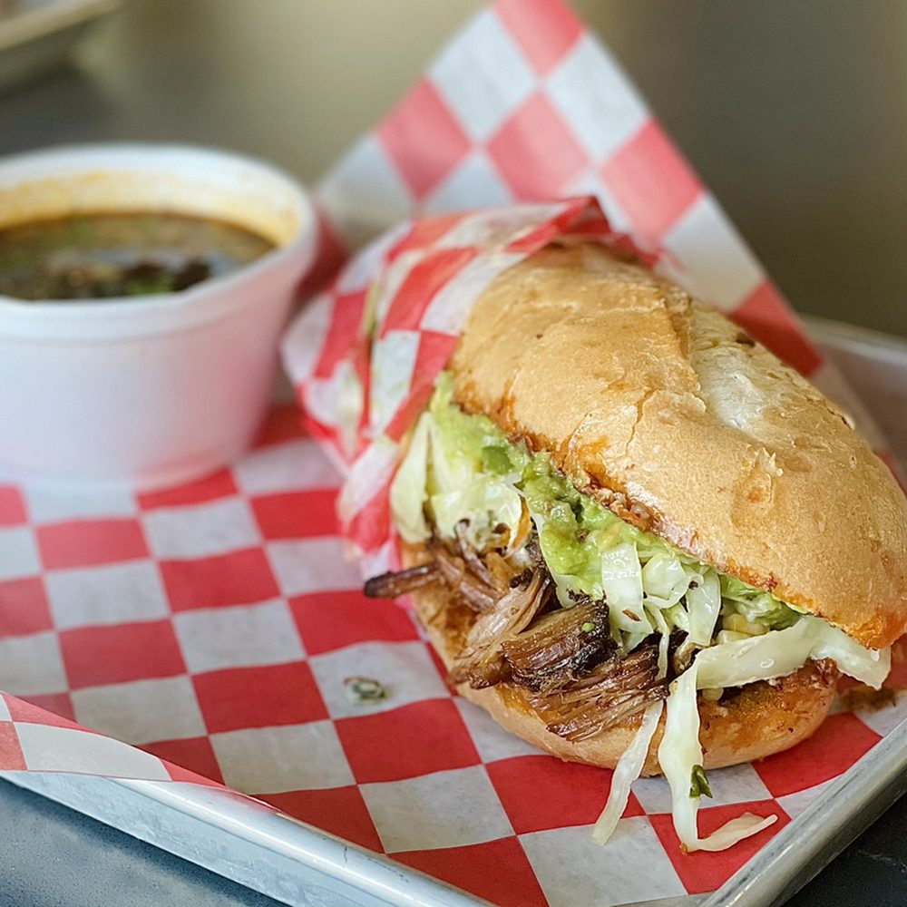 Gordito's Rust Belt Tacos & Tortas: 9713 District N Dr, Fishers, IN