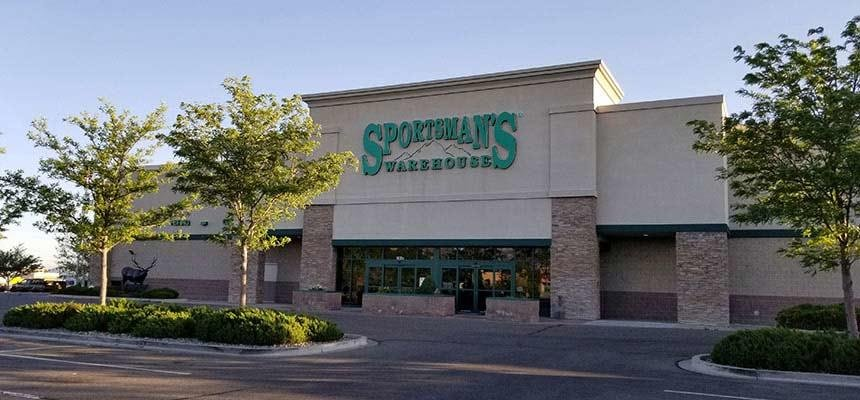 Sportsman's Warehouse: 2464 US Hwy 6 And 50, Grand Junction, CO