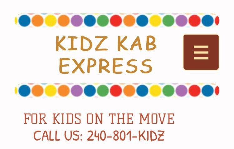 Kidz Kab Express: Waldorf, MD