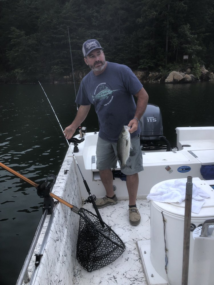 Orion Fishing Charters: Cartersville, GA