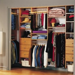 Photo Of California Closets   Halethorpe, MD, United States. Reach In Closet  In