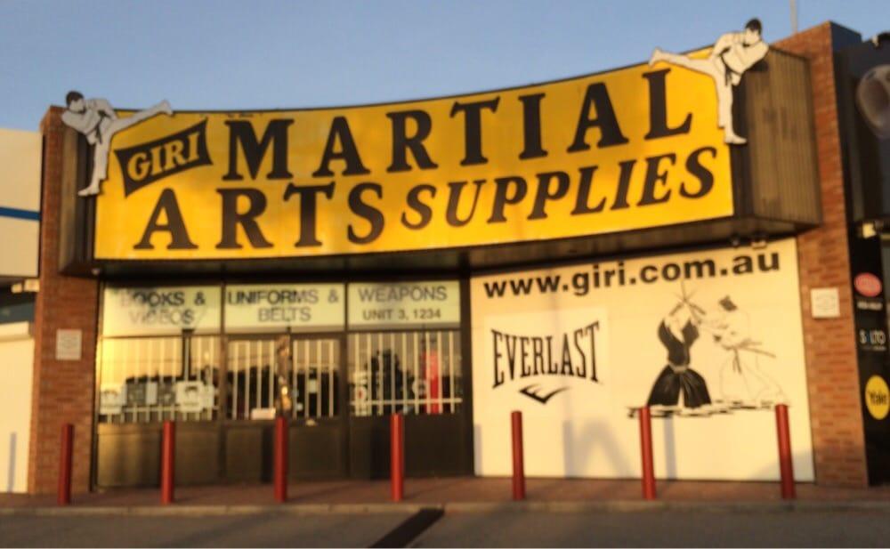 Giri Martial Arts Supplies