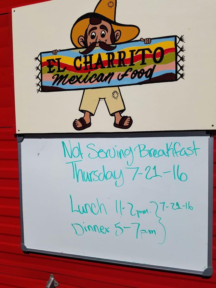 El Charrito: 545 Main St, Powell, WY