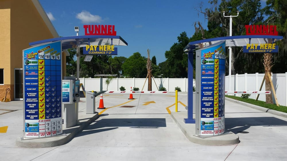 Time To Shine Car Wash: 1500 US Highway 92 W, Auburndale, FL