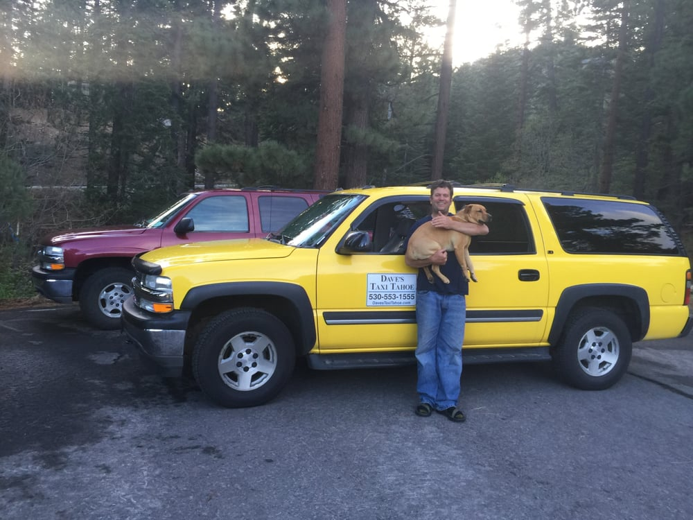 Daves Taxi Tahoe