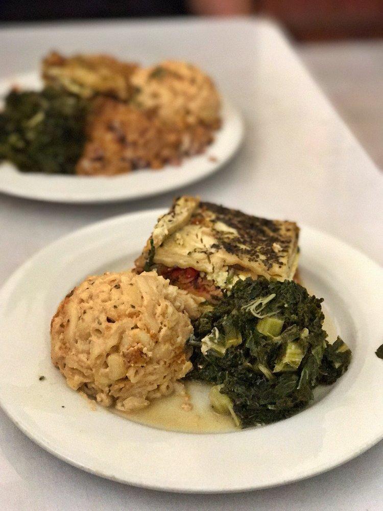 Soul Vegetarian Restaurant: 879 Ralph David Abernathy Blvd SW, Atlanta, GA