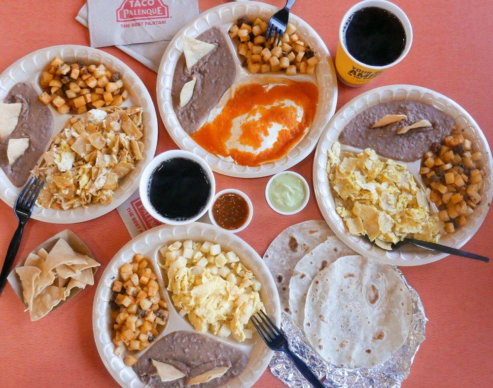 Taco Palenque San Bernardo: 4515 San Bernardo Ave, Laredo, TX