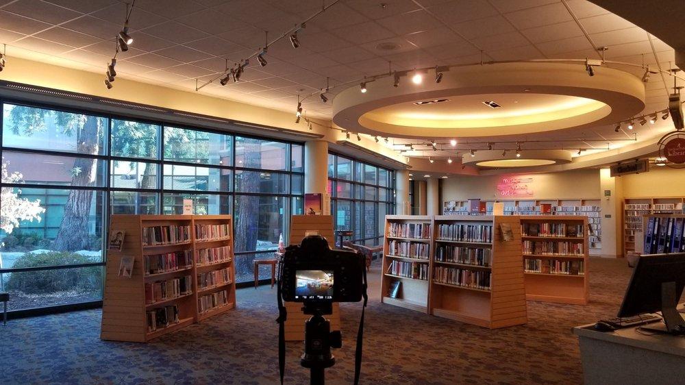 Almaden Branch Library: 6445 Camden Ave, San Jose, CA