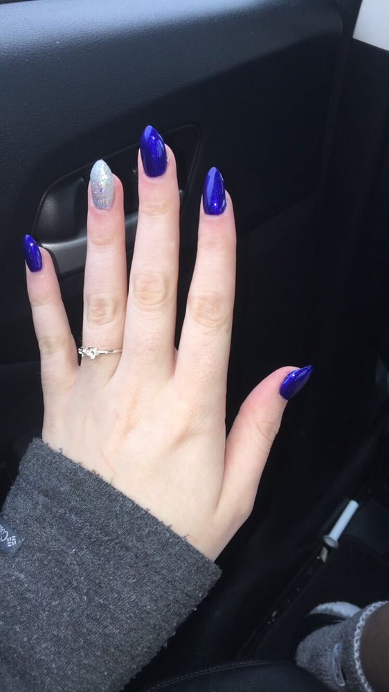 OP Nails & Spa: 4800 W Smith Valley Rd, Greenwood, IN