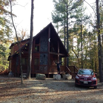 Photo Of Sundown Cabin Rentals   Broken Bow, OK, United States. Coyote  Crossing