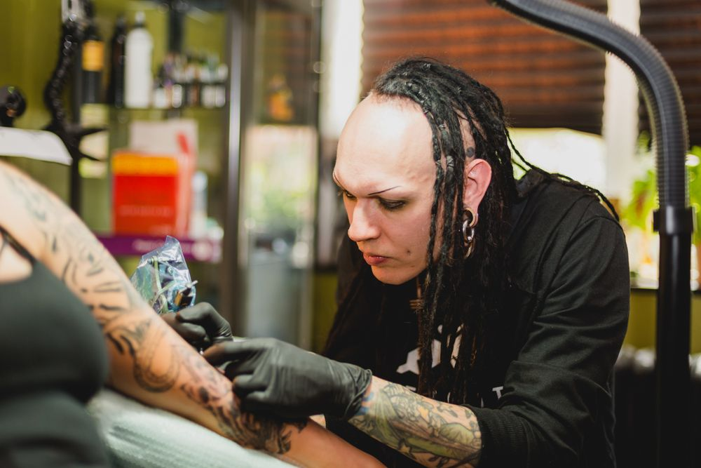 The Detroit Grand Tattoo Company: 22747 Woodward Ave, Ferndale, MI