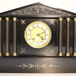Antique mantel clocks ireland