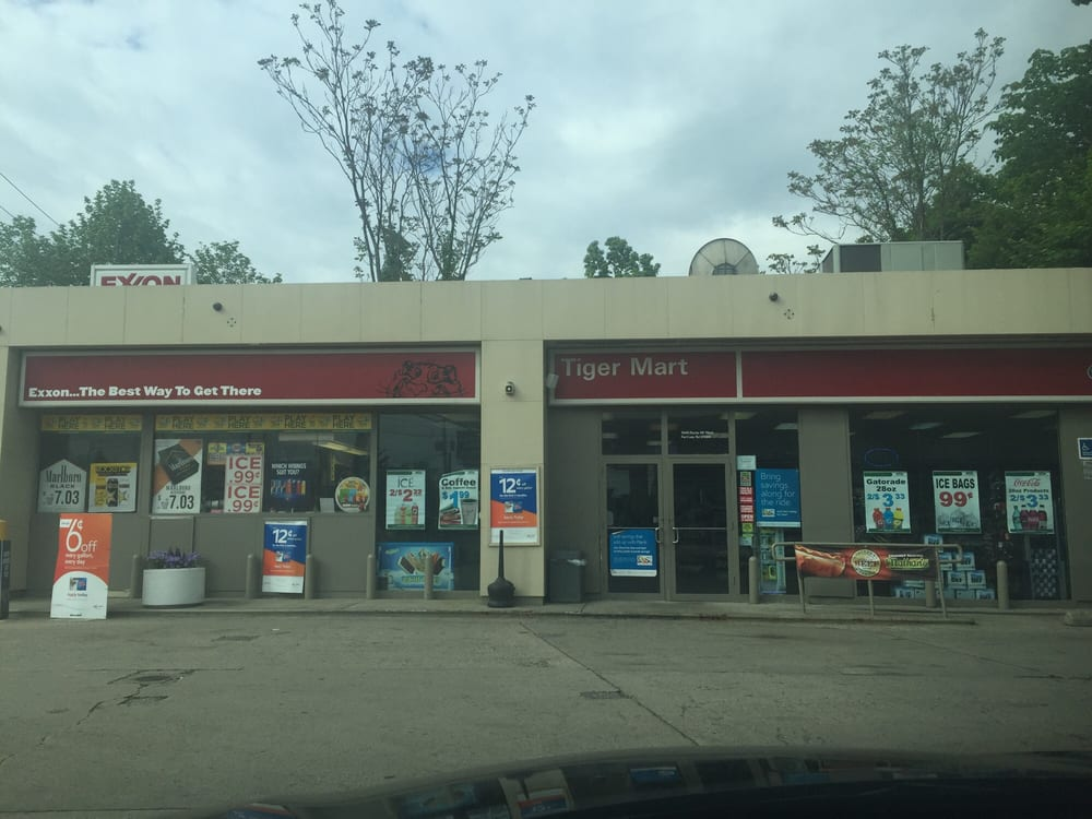 J & M Exxon Tiger Mart - Gas Stations - 1549 US Highway 46 ...