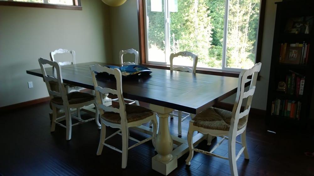 Photo Of Bramble Home Everett Wa United States Hemingway Dining Table