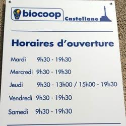 Photo De Biocoop Castellane
