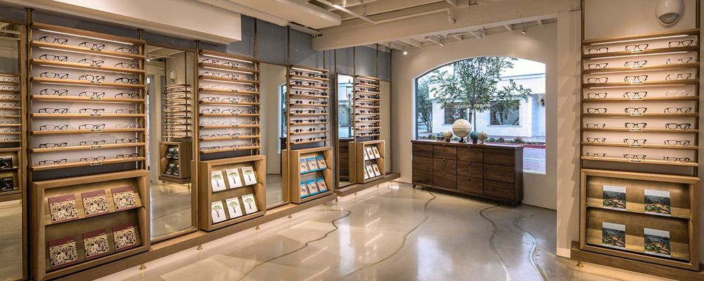 Warby Parker Map Room at Alchemy Works Harbor House