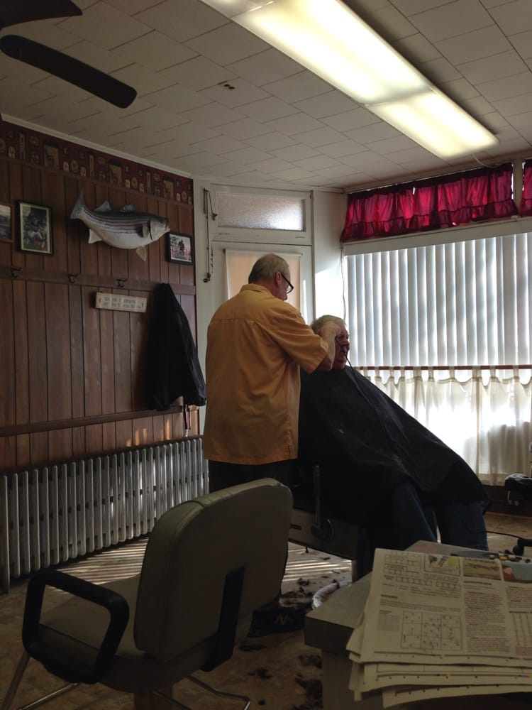 Gerry Shuker's Barber Shop: 41 W Main St, Fleetwood, PA