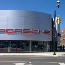Downtown Porsche Car Dealers 68 Parliament Street
