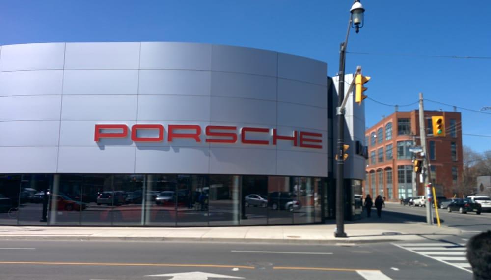 Photos For Downtown Porsche Yelp
