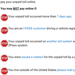 Illinois Toll Roads - 29 Reviews - Public Services