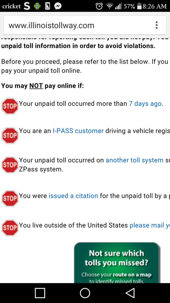 Illinois Toll Roads - 29 Reviews - Public Services ...