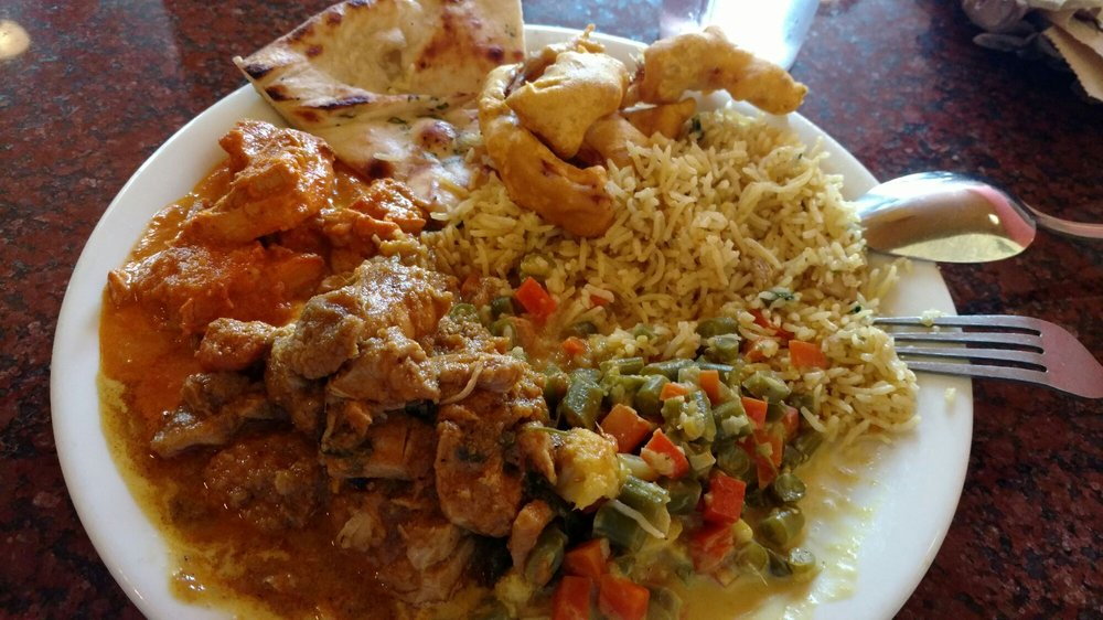 Tandoor Indian  Kitchen: 406 SW Oak St, Portland, OR