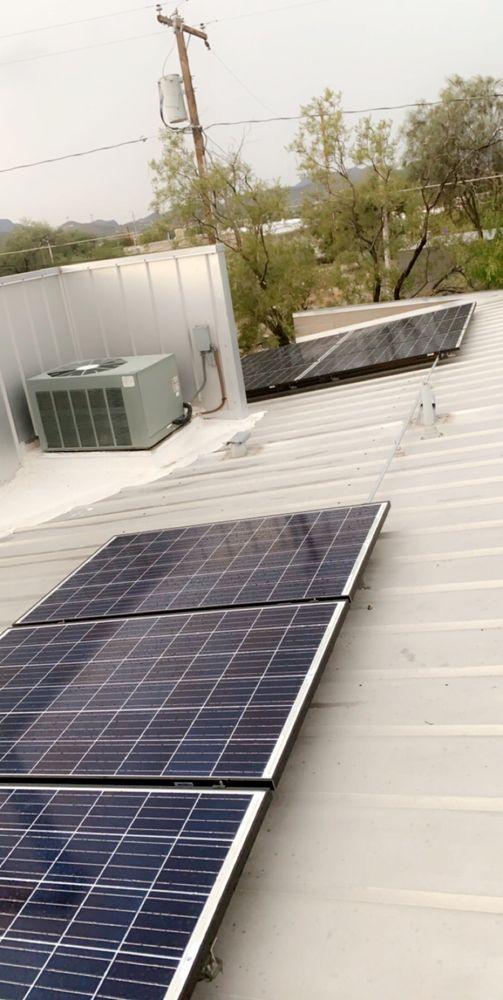 Saguaro Solar: 64 E Broadway Blvd, Tucson, AZ