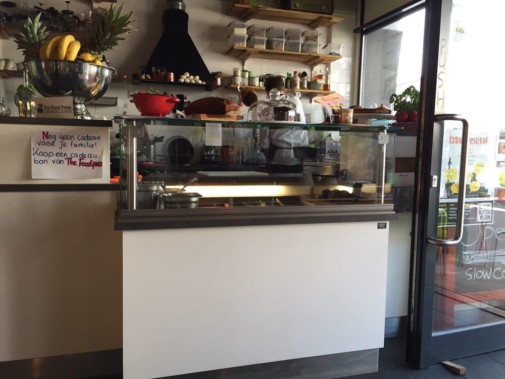The Food Press: Globeplein 62, Almere, FL