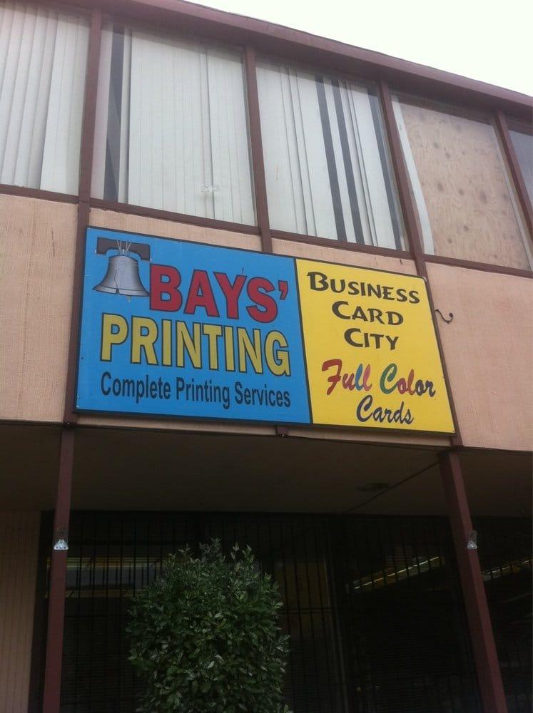 Bays Printing