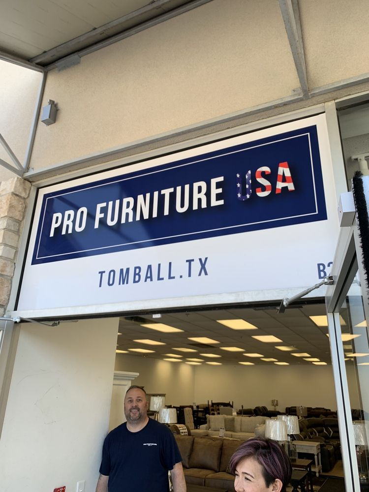 Pro Furniture USA: 27620 Tomball Pkwy, Tomball, TX