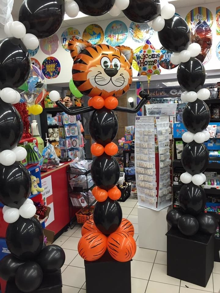 We Specialize In Custom Balloon Designs Delivery Helium Balloons Birthday Anniversary Foil And