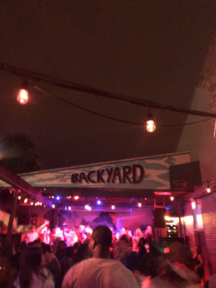 The Backyard Bar: 232 1/2 SE 1st St, Gainesville, FL