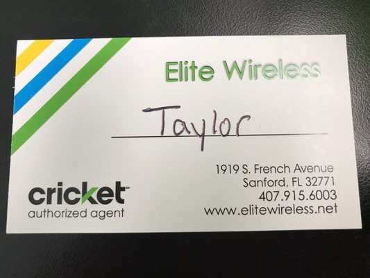 Cricket wireless authorized retailer 1919 s french ave sanford fl cricket wireless authorized retailer 1919 s french ave sanford fl radiotelephone communications mapquest reheart Choice Image