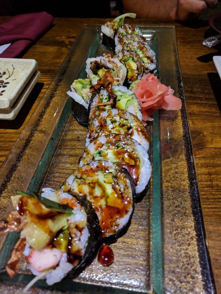 Daruma Japanese Steakhouse and Sushi