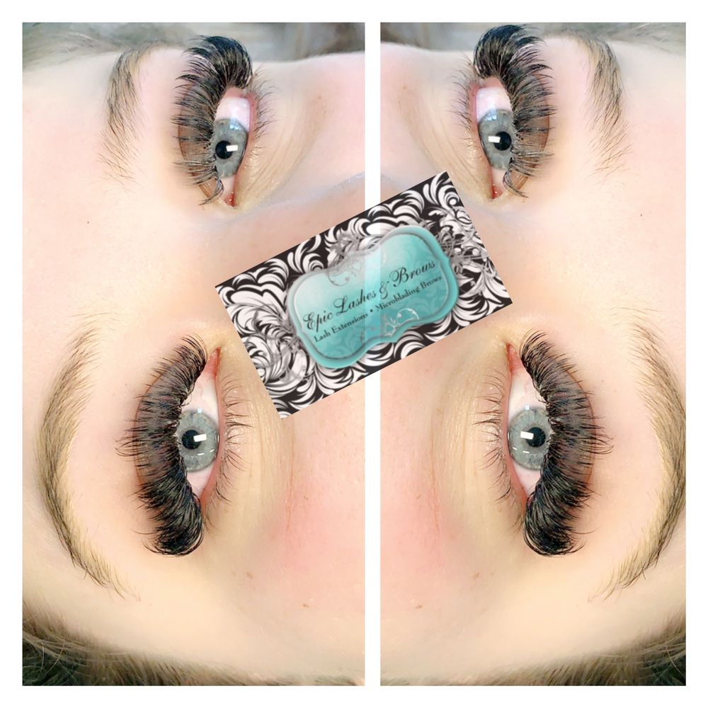 Epic Lashes and Brows: 21715 103rd Ave Ct E, Graham, WA