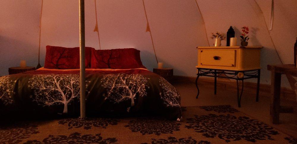 Sassy Springs Retreat: 300 Marcrom Rd, Morrison, TN